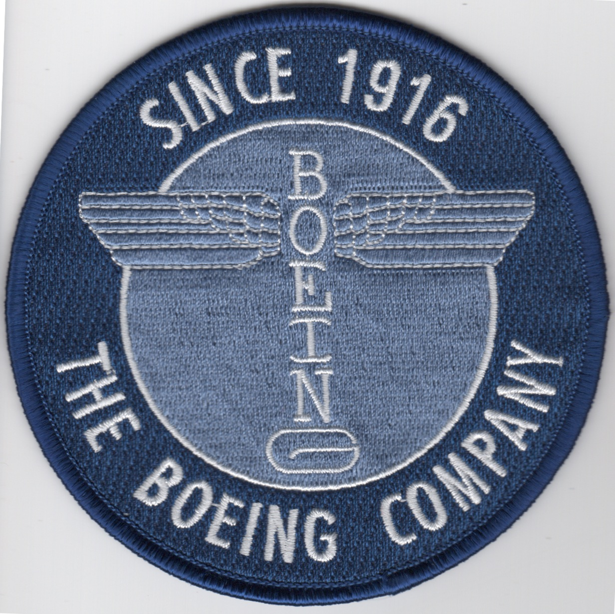 The Boeing Company (Blue)
