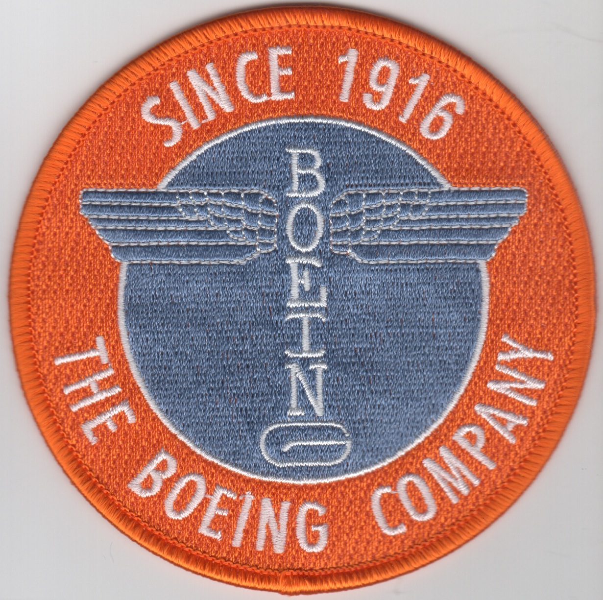 The Boeing Company (Orange)