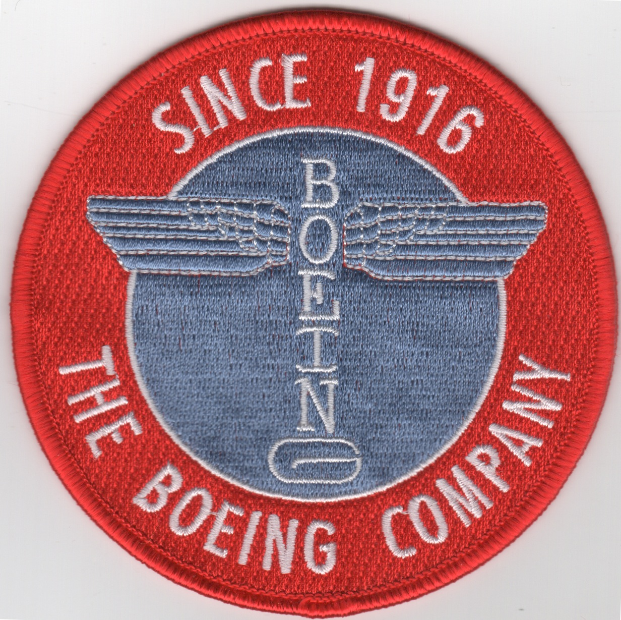 The Boeing Company (Red)