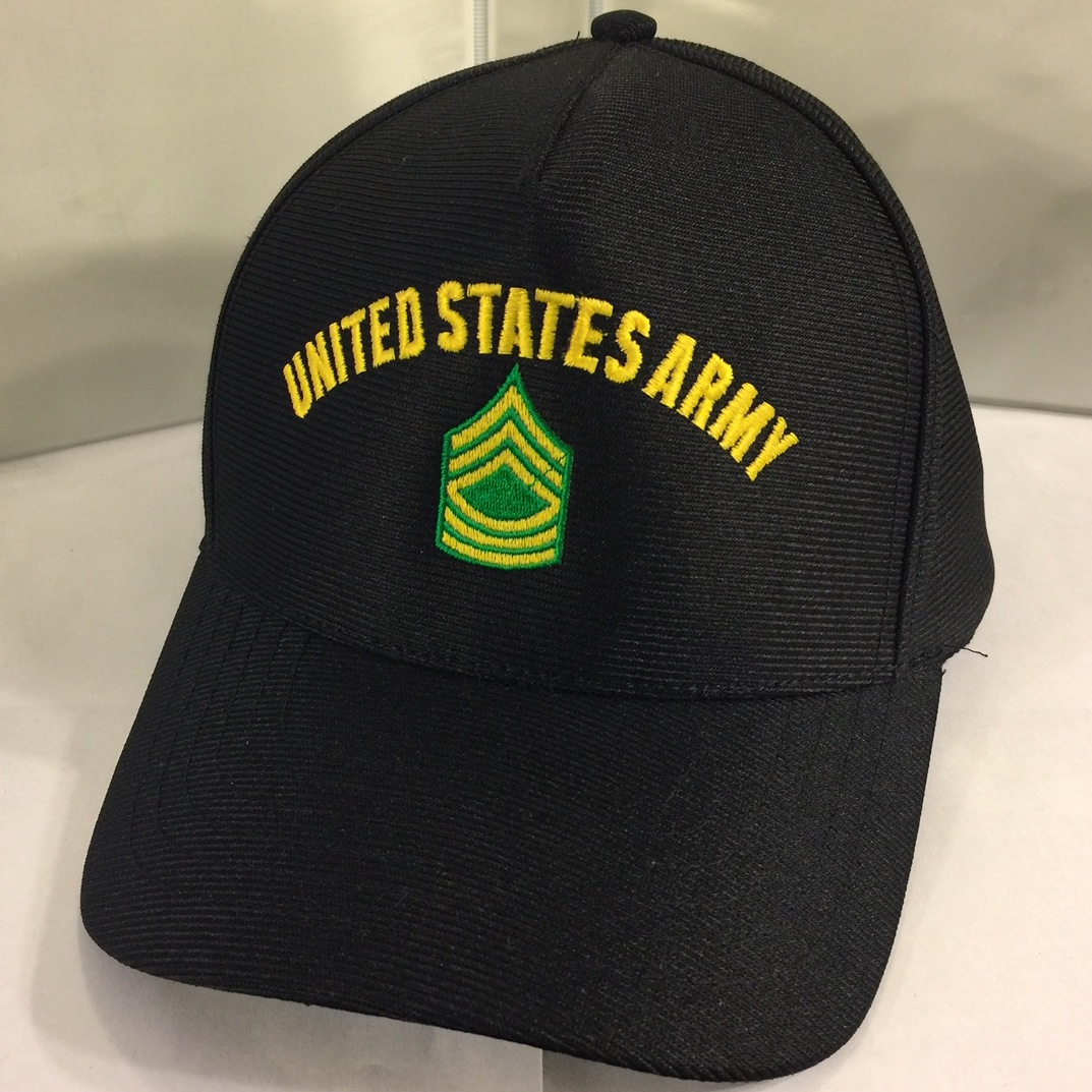 US Army MASTER SERGEANT Ballcap