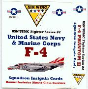 Cards: F-4 Phantom Squadrons