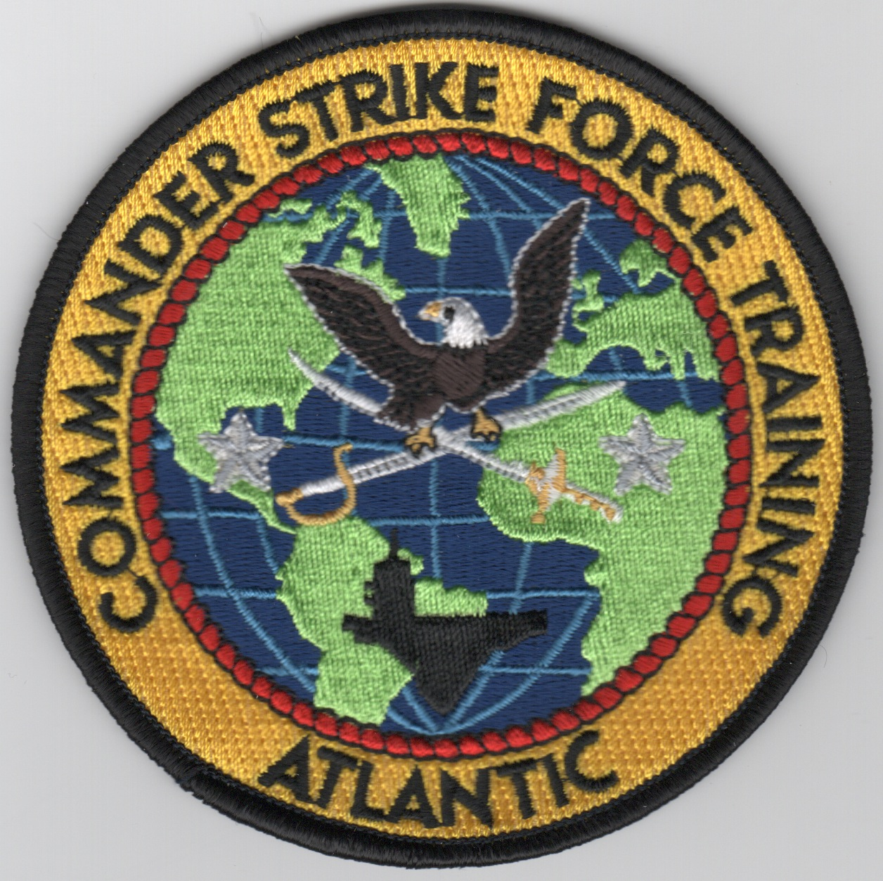 Commander, Strike Force Training-Atlantic