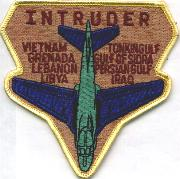 A-6E Combat Intruder Patch (Desert)