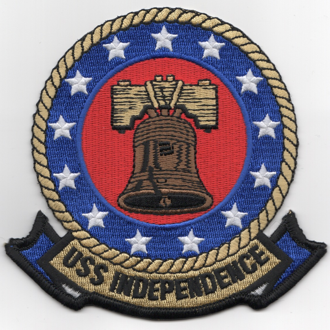 CV-62/USS Independence Patch (Med)