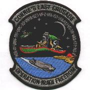 CV-64/VF-2 'Magic Carpet' Cruise Patch