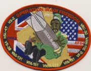 CV-64/CVW-2 2006 'Shock & Awe' OIF Cruise Patch