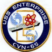USN Carrier/Cruise Patches!