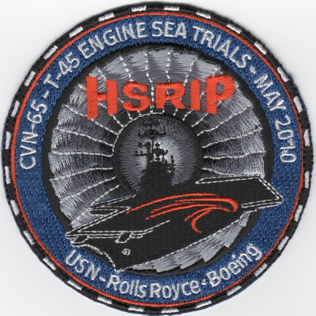 CVN-65 2010 HSRIP Patch
