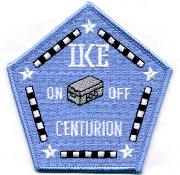 USS Eisenhower (CVN-69) Centurion Patch