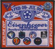 CVN-69 '09 'Budwesier' Cruise Patch