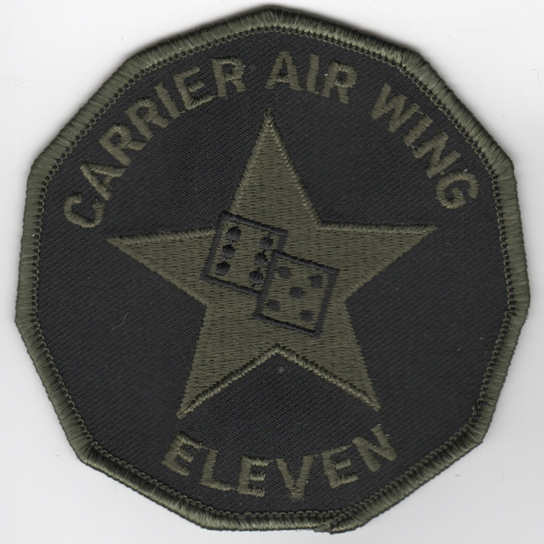 CVW-11 'Polygon' Patch (Subdued)