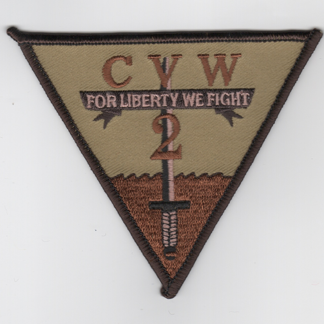 CVW-2 'Liberty' Patch (Des)