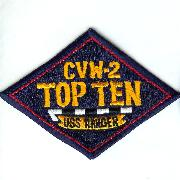 CVW-2 'TOP TEN' (OLD) Patch
