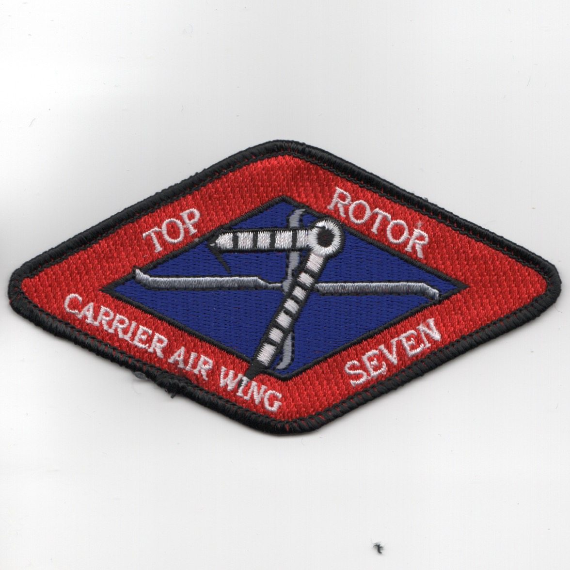 CVW-7 'TOP ROTOR' Patch