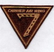 NEW CVW-7 Patch (Des)