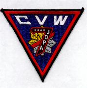 Carrier Air Wing Seven (CVW-7) JOPA Patch