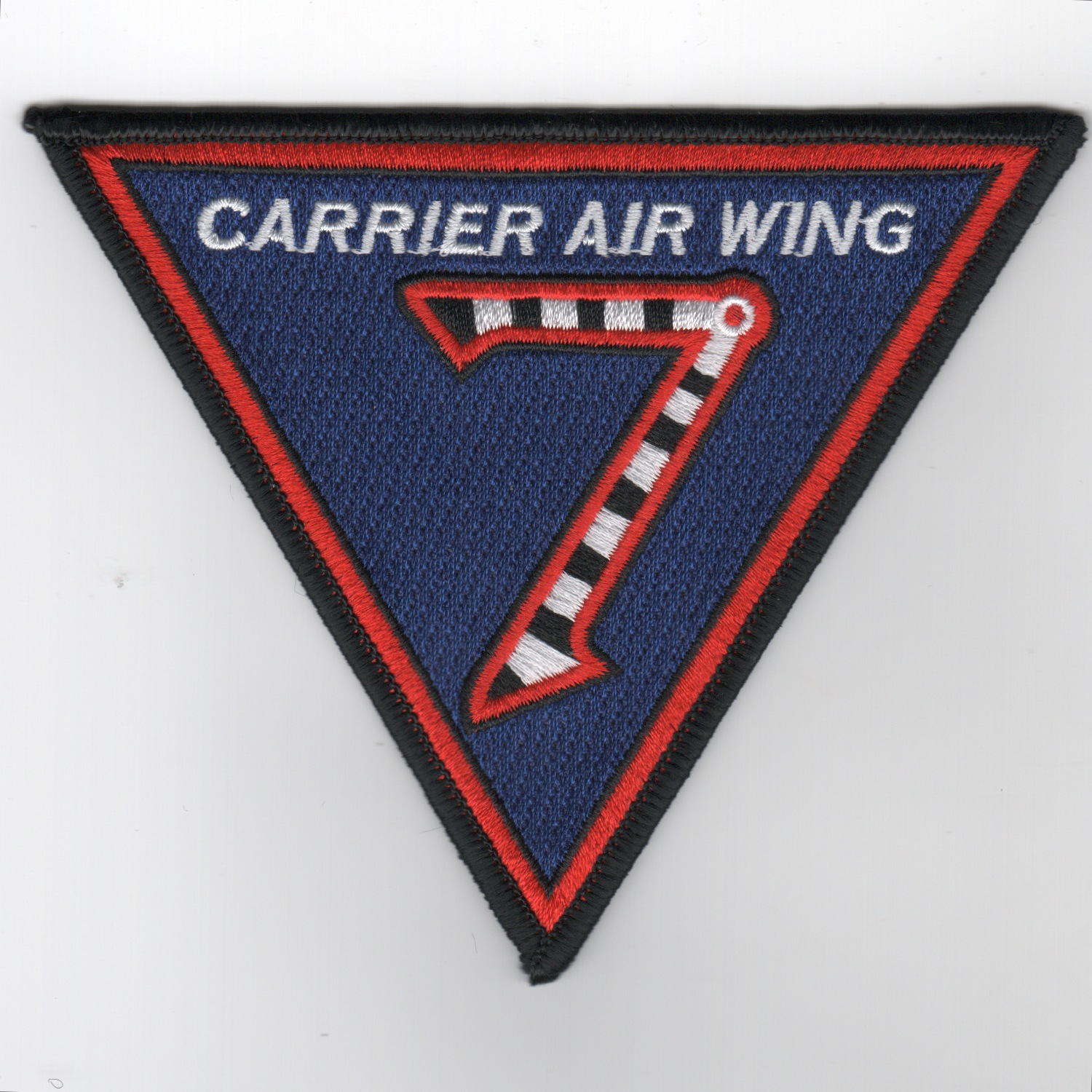 NEW CVW-7 Patch (Color)
