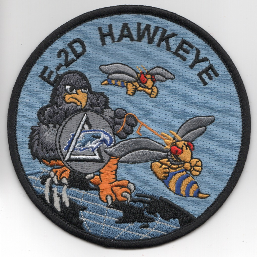 E-2D Hawkeye Patch (Blue)