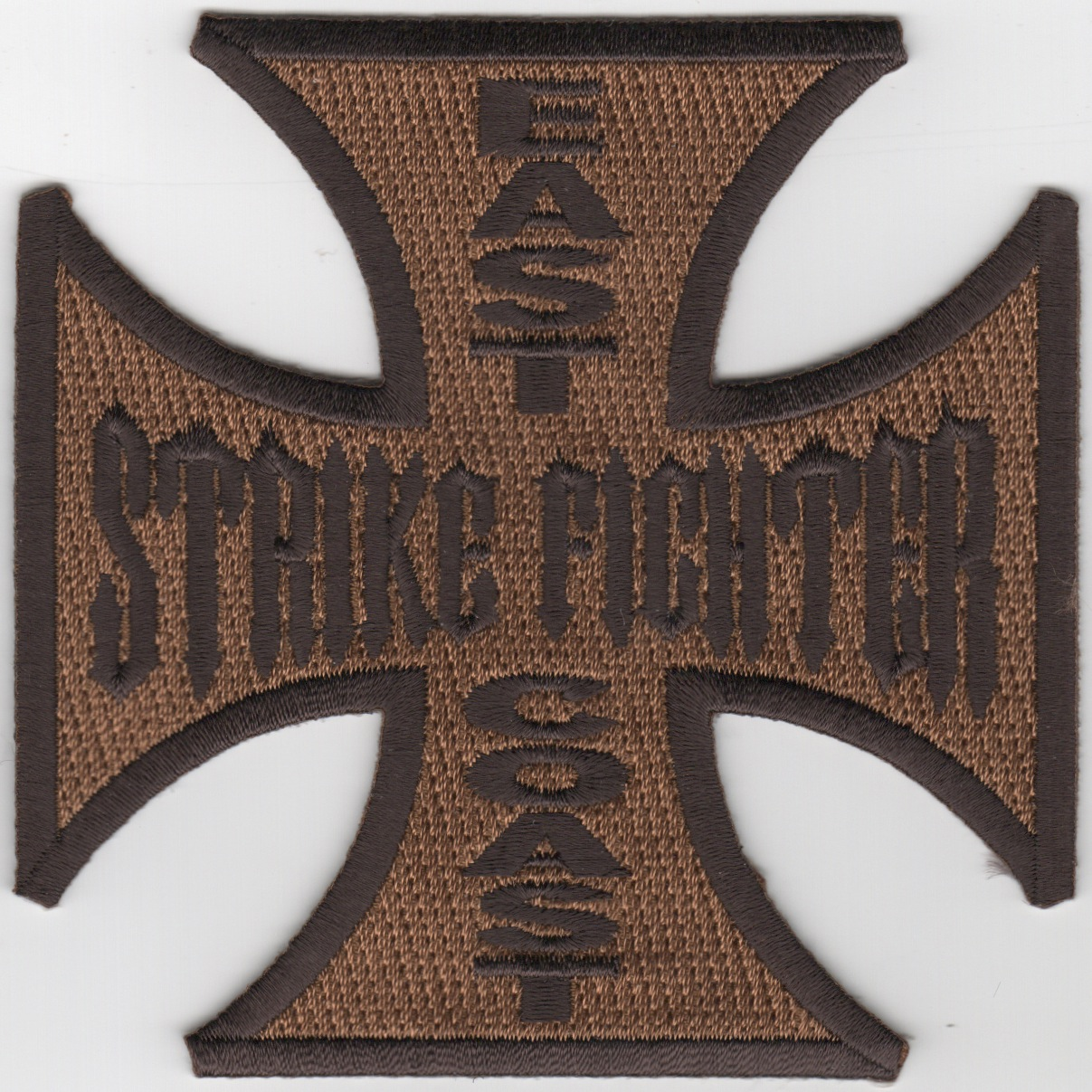 East Coast Strike Fighter Maltese Cross (Des)