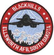 Ellsworth AFB B-1B Patch