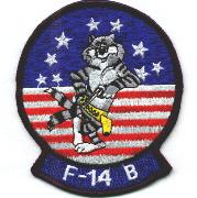 F-14B Felix Patch (Blue)
