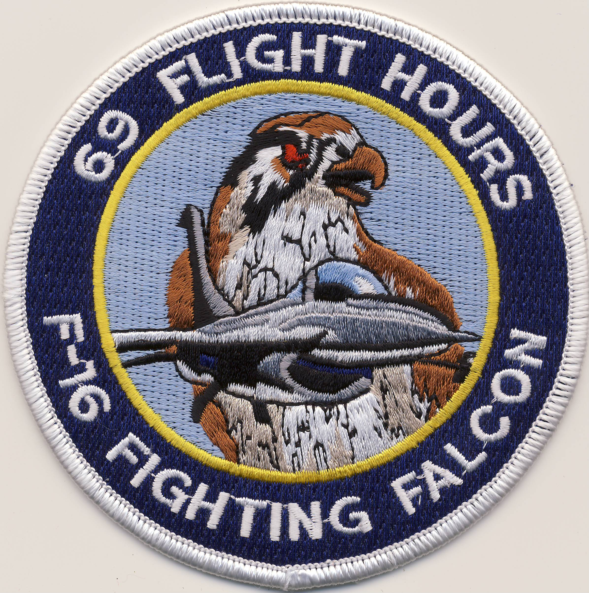 F-16 'HOURS' Patches!