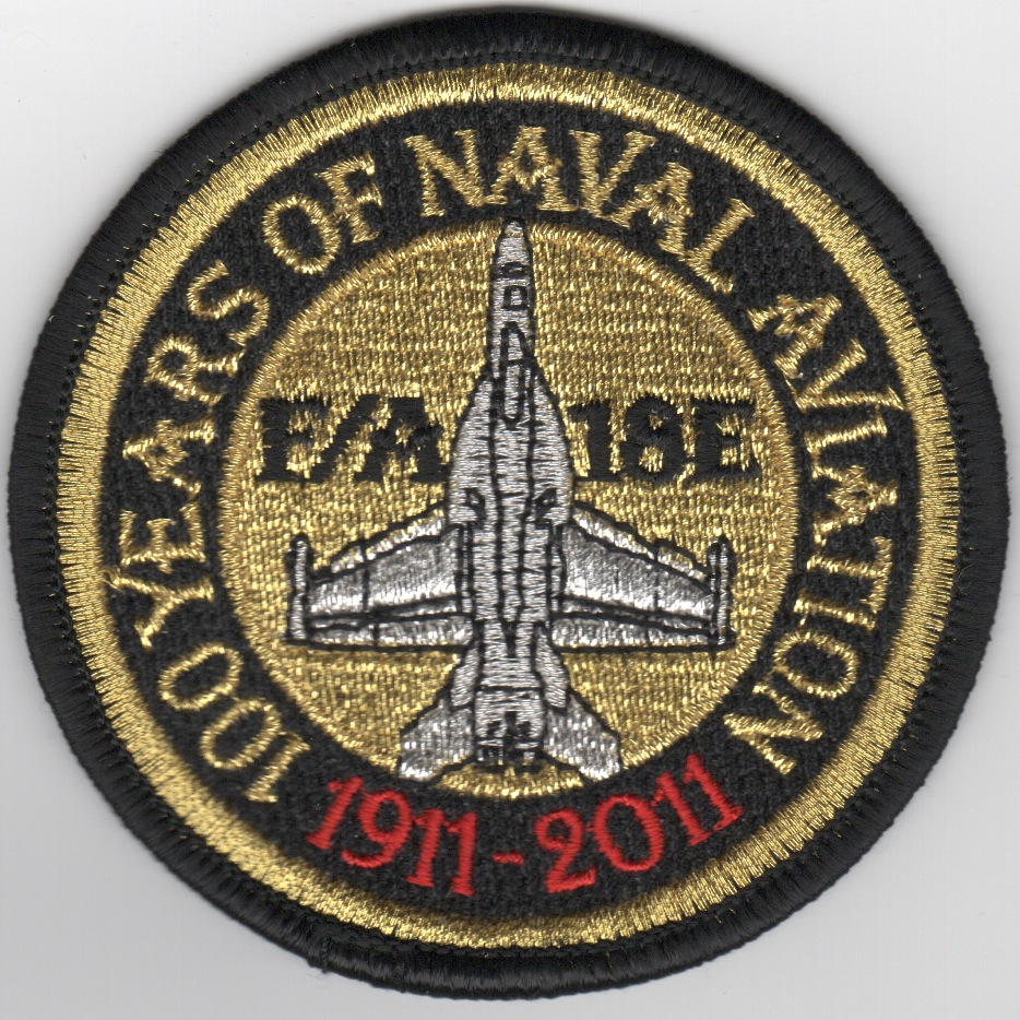 VFA-27 F/A-18E '100 Years Naval Aviation (Gold)