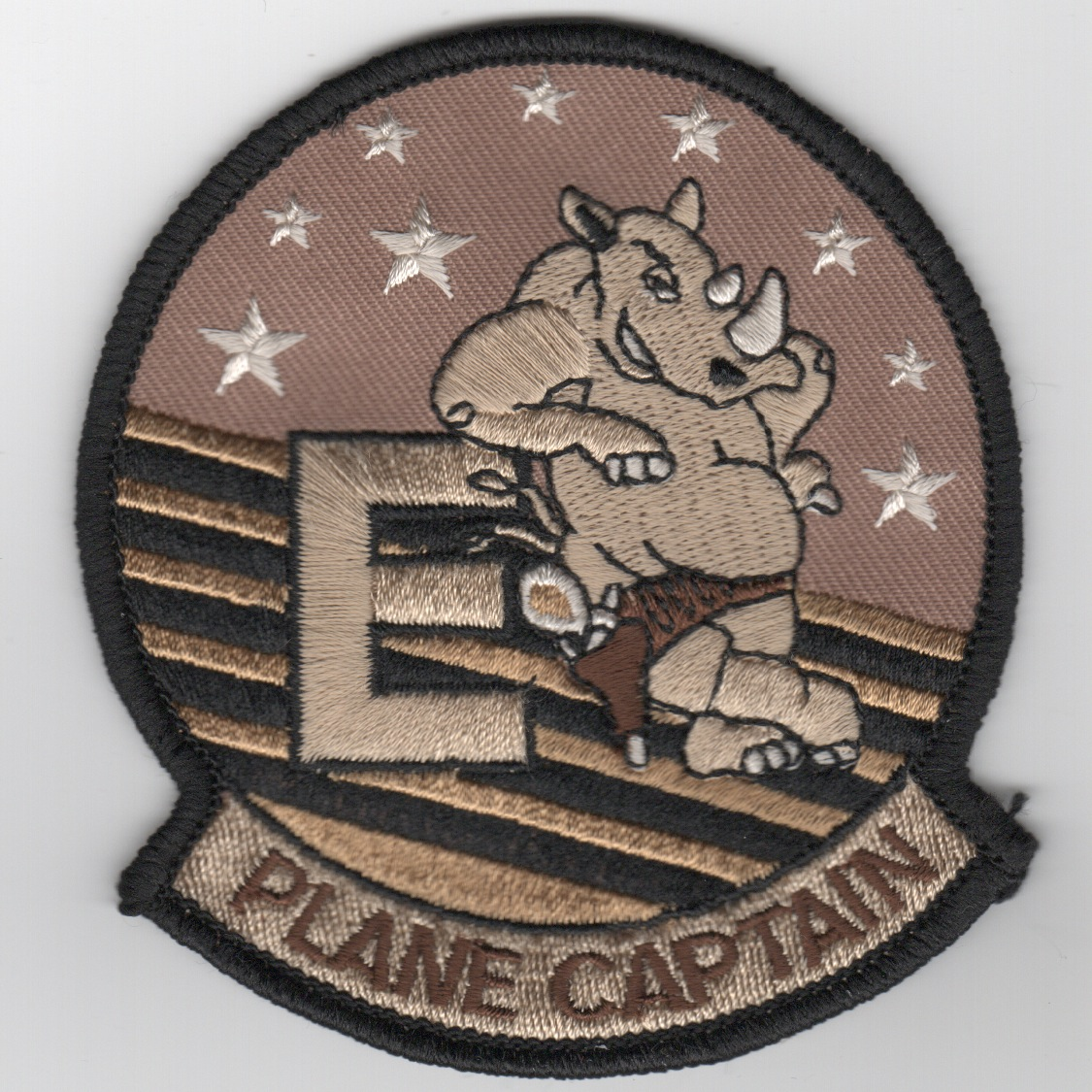 F/A-18E 'Plane Captain' Felix Patch (Des)
