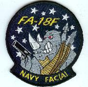 F/A-18F FAC-A Patch