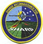 F/A-18 Shared Recon Pod (SHARP) Patch