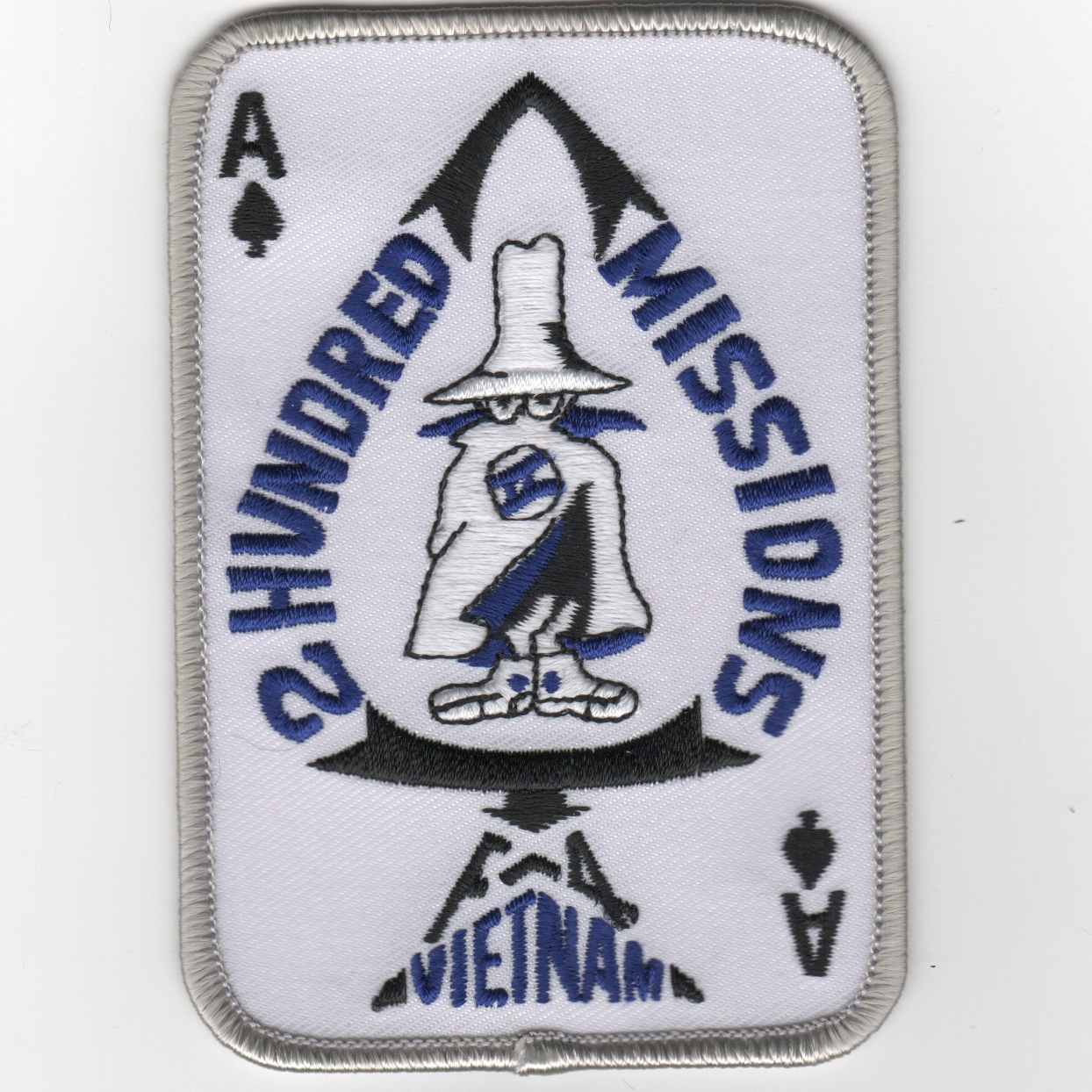 F-4 200 Missions Patch