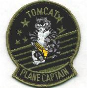 F-14 Tomcat Felix (Plane Captain-Subdued)