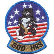 F-14 500 Hours Felix Patch