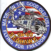 SH-60 Seahawk 'FFF/Made in USA'