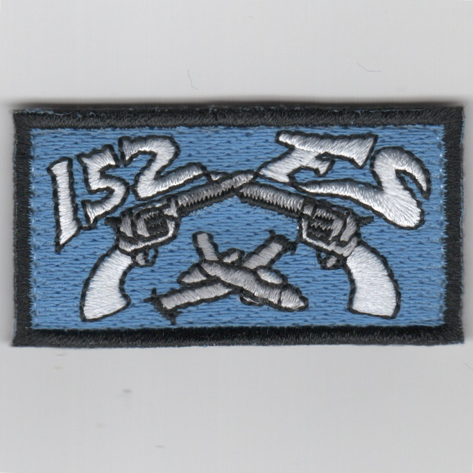 Flight Suit Sleeve - 152FS F-16 Patch