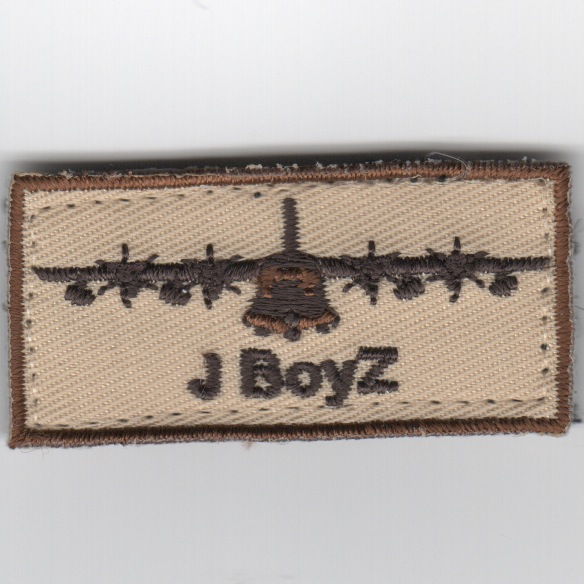 26ERQS Pencil Pocket Patch (Des)