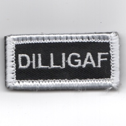 FSS - DILLIGAF (Black/White)