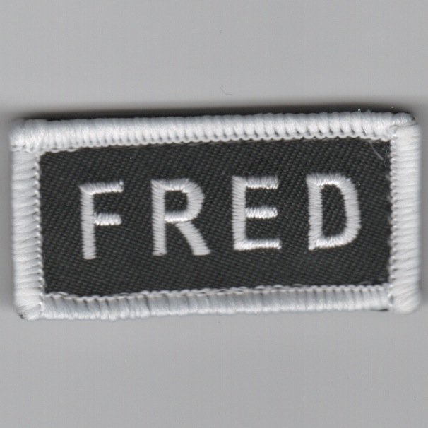 Flight Suit Sleeve - FRED (Black)