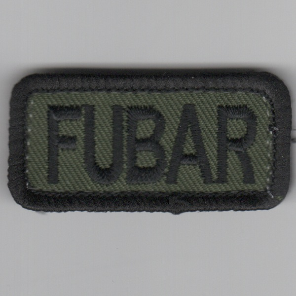 FSS - FUBAR (Subdued)