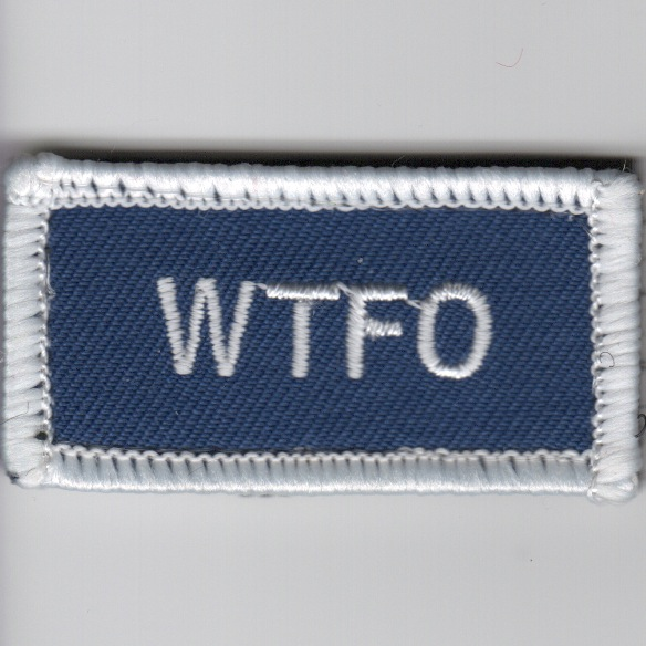 FSS - 'WTFO' (Blue/White)