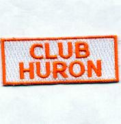 Flight Suit Sleeve - Club Huron