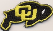 Flight Suit Sleeve - Univ. of Colorado