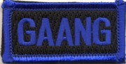FSS - GAANG (Blue/Black)