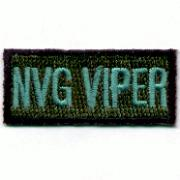 Flight Suit Sleeve - F-16 NVG Viper