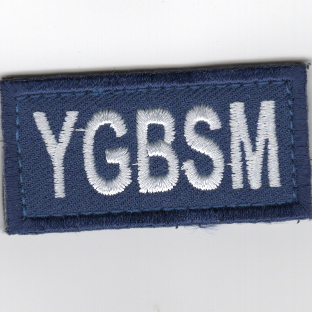 Flight Suit Sleeve - YGBSM (Blue)
