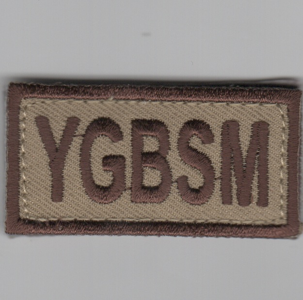 Flight Suit Sleeve - YGBSM (Desert)