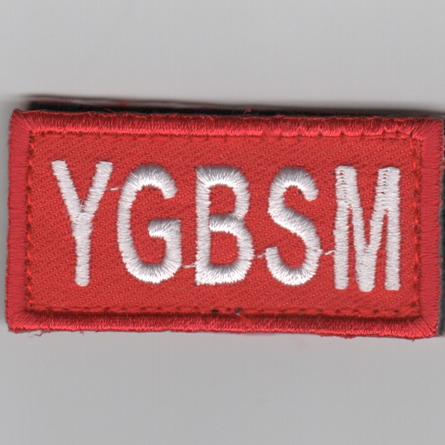 Flight Suit Sleeve - YGBSM (Red)