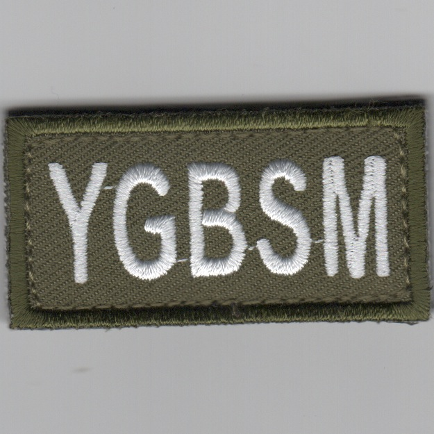 Flight Suit Sleeve - YGBSM (Subd)
