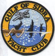 Gulf of Sidra - Intruder Patch