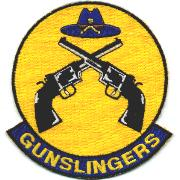 85 FTS Gunslingers Squadron Patch